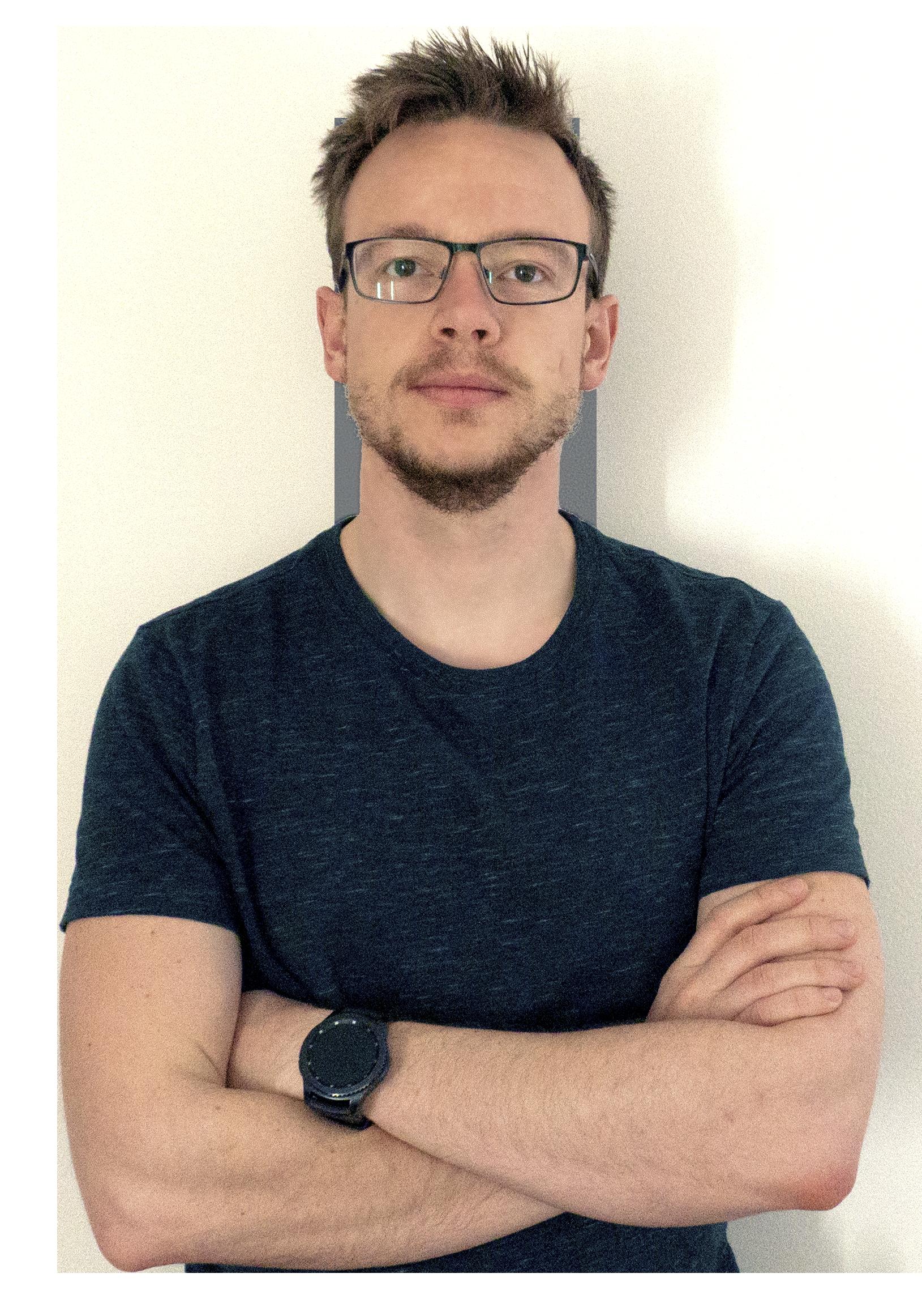 Martin Fink-Jensen, UI/UX Designer